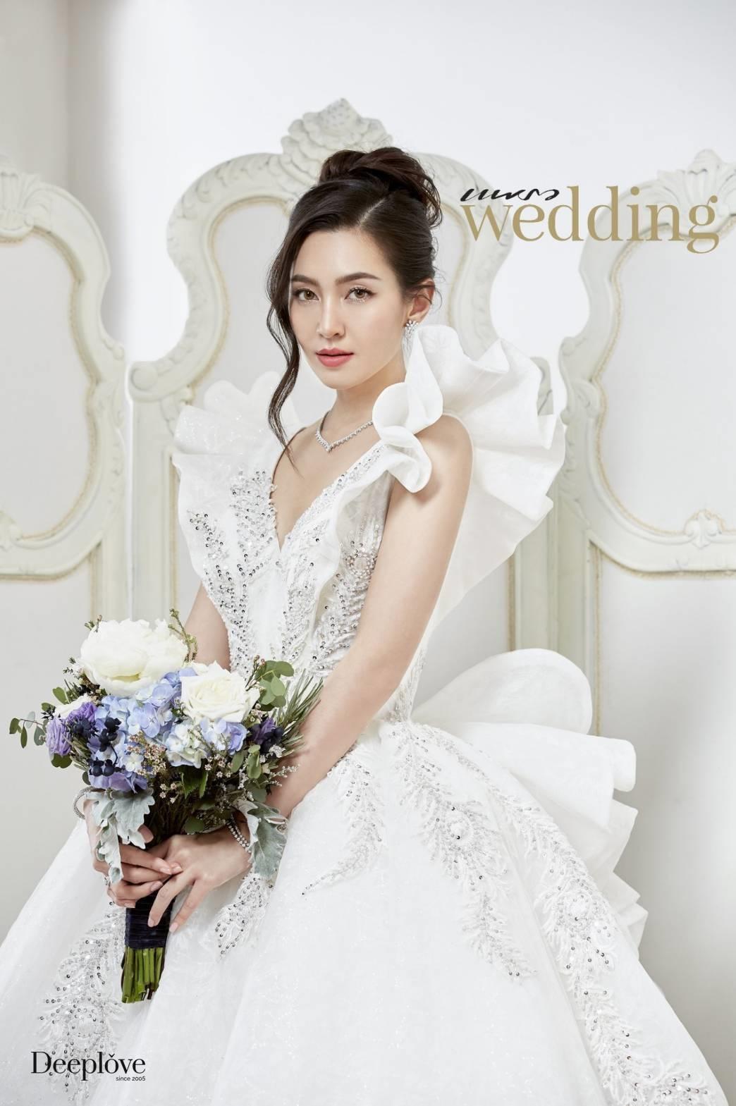 ชุดแต่งงานสไตล์เจ้าหญิง
