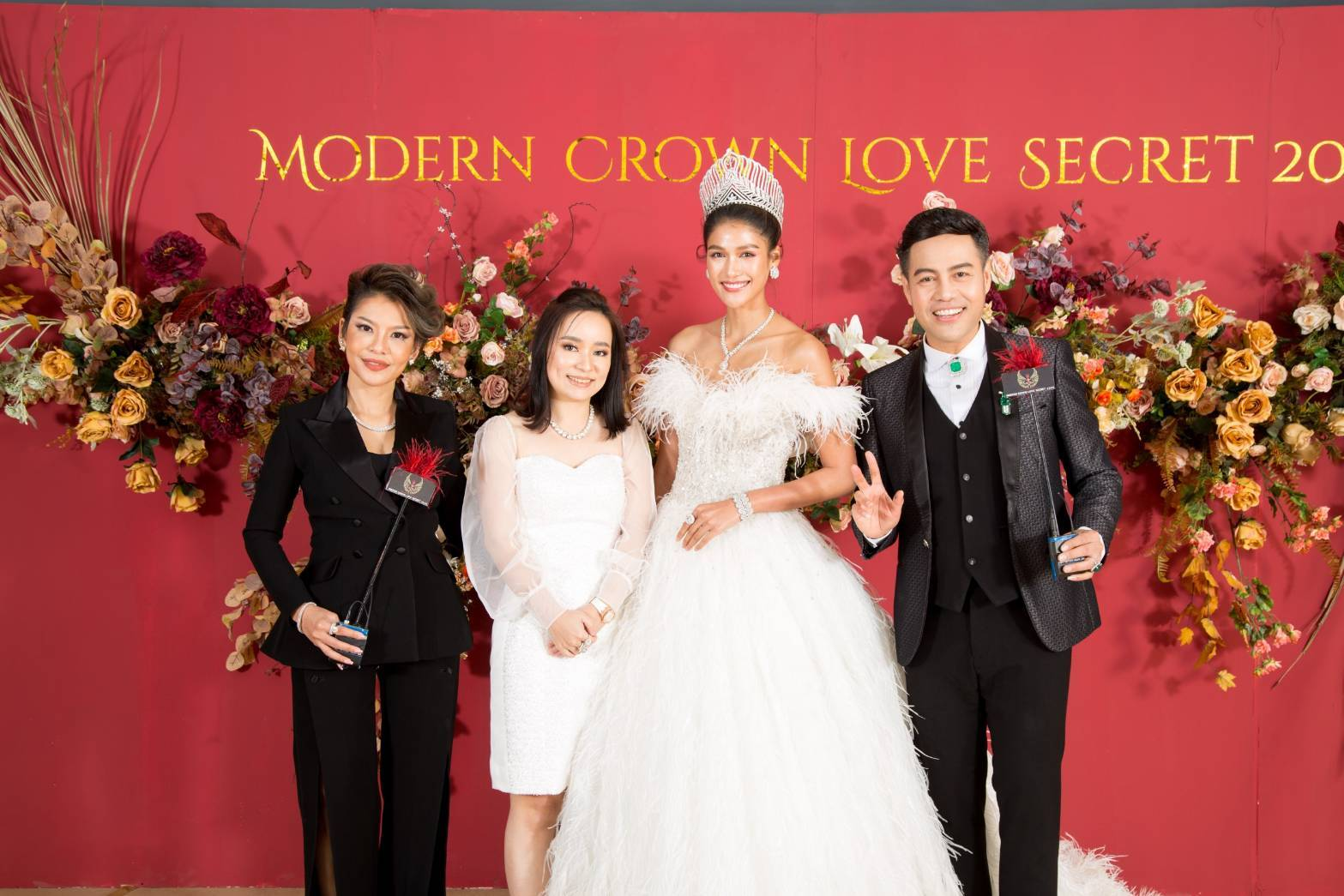 Modern Crown Love Secert