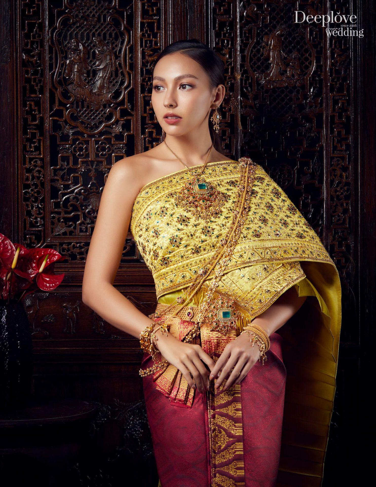 Deeplove Wedding ผู้นำด้านชุดไทยประยุกต์ ของเมืองไทย