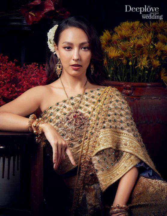 ชุดไทยพระราชนิยม ประเภทของชุดไทย และความหมายของชุดไทยประยุกต์