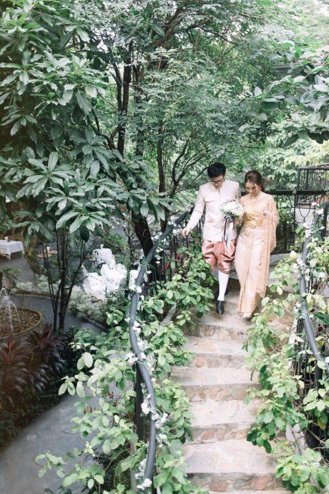 ไอเดียงานแต่งสไตล์ Love Plant สายรักธรรมชาติ ต้องไม่พลาด!